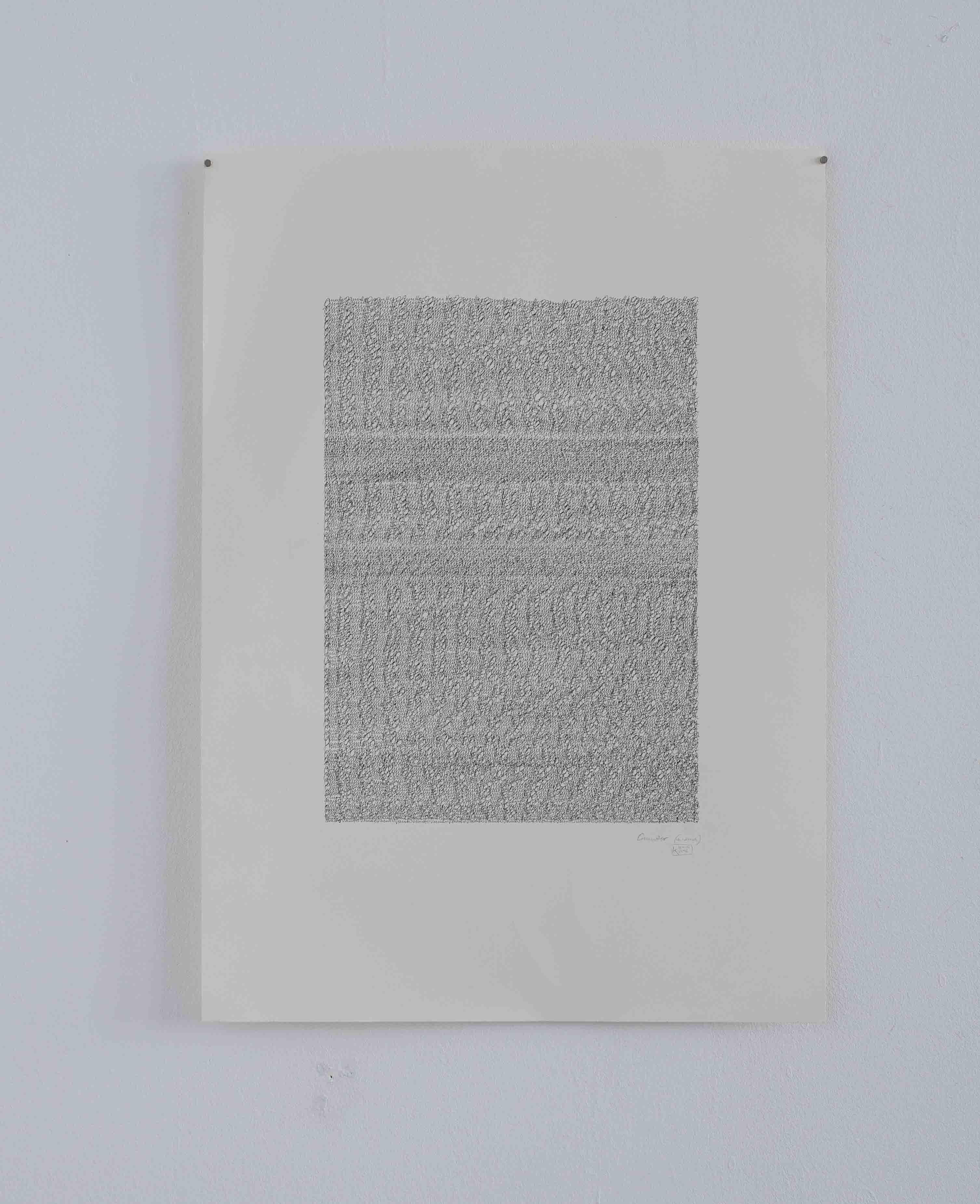 mutter (wortteppich)_2016_70x50cm_fineliner auf papier